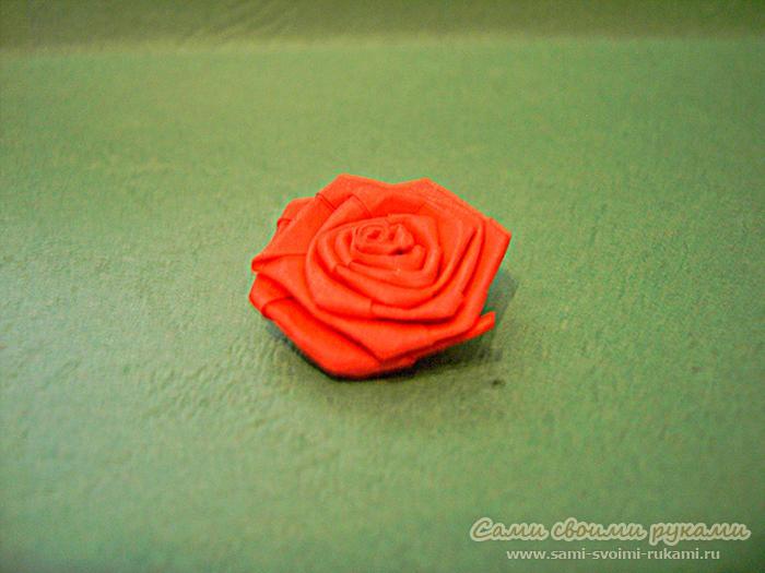 Как сделать мини цветы из бумаги