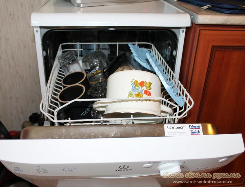 Демонтаж посудомойки своими руками