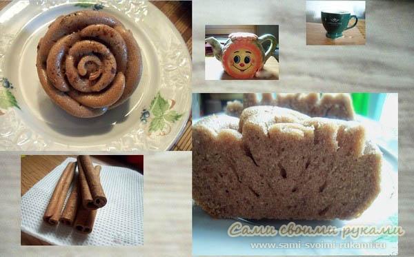 Кофейный простой кекс - рецепт с фото