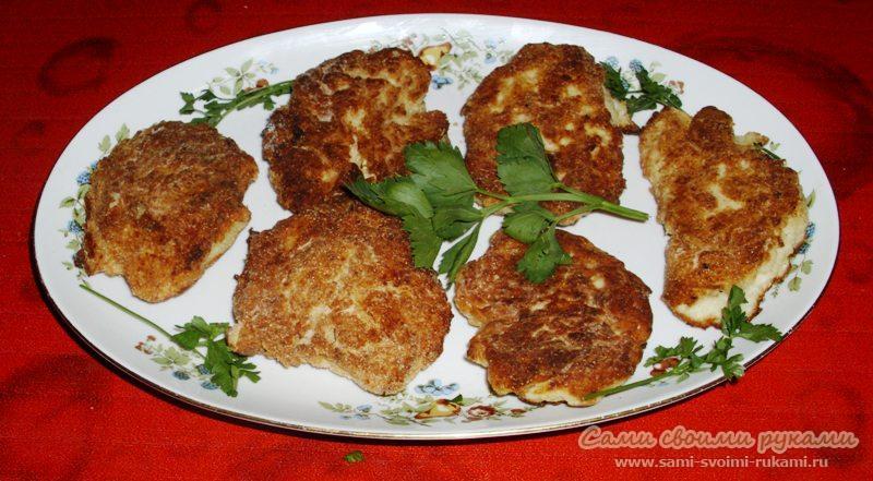 куриные котлеты с грибами диетические рецепт с фото