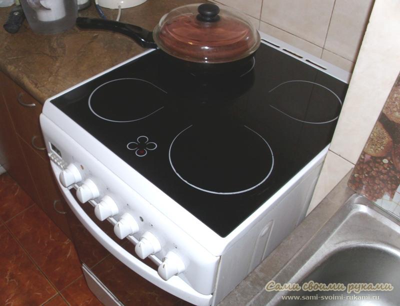 Плита электрическая дизайн