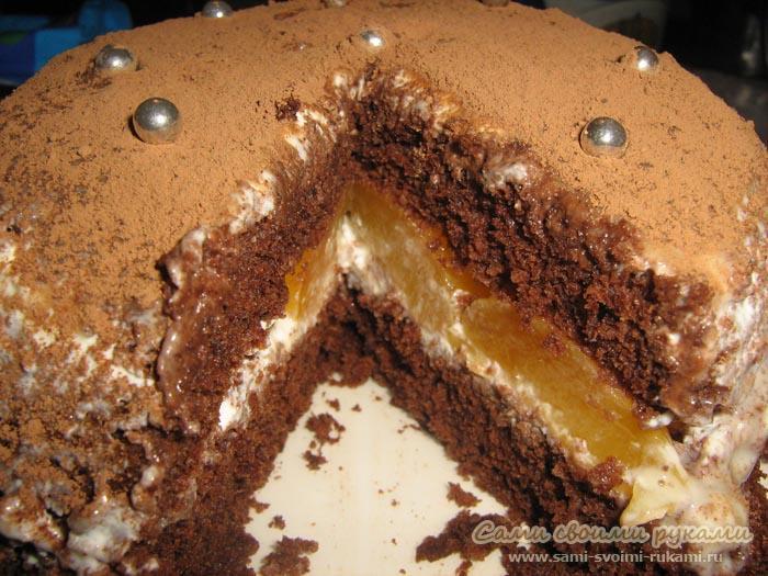 Торт за 5 минут в микроволновке