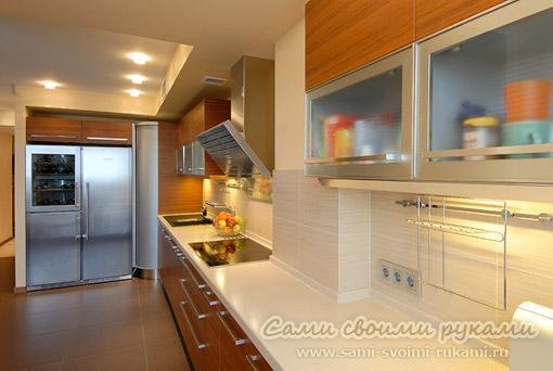 Электропроводка на кухне - устанавливаем своими руками, инструкция