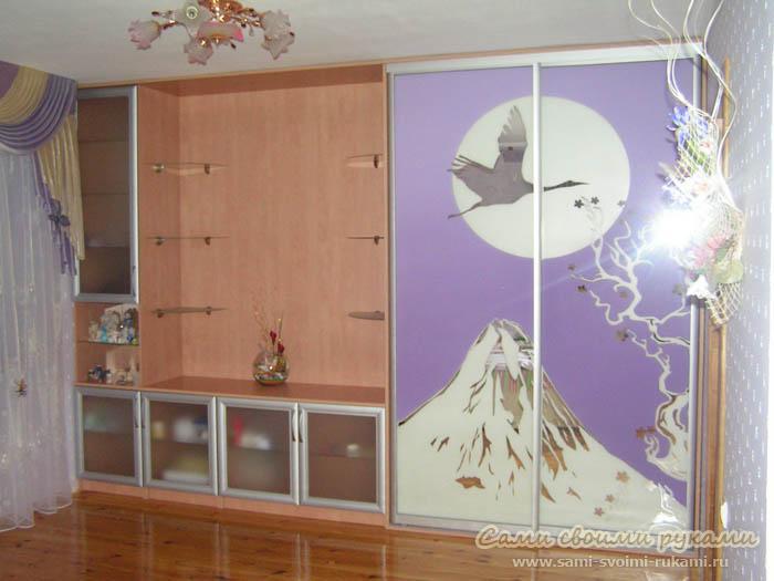 Как покрасить старый шкаф своими руками - инструкция