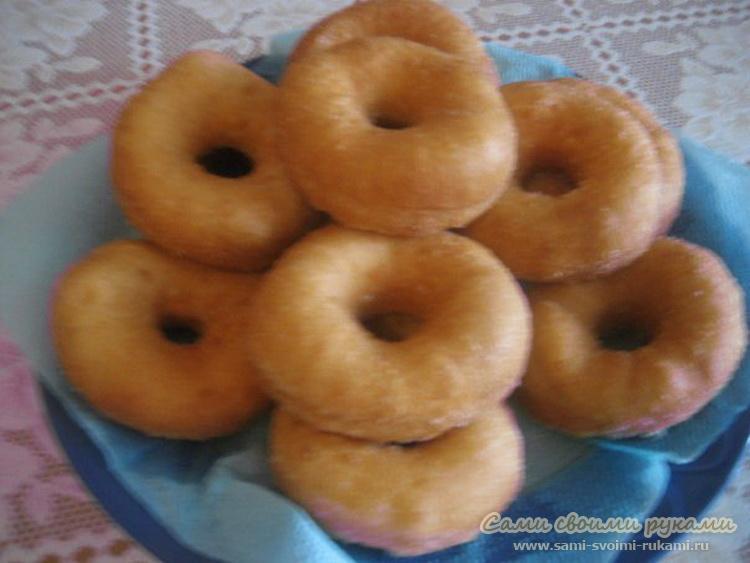 Пончики как в икеа рецепт
