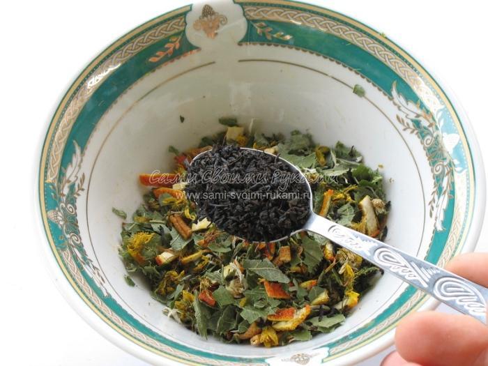 Чай из трав своими руками 20