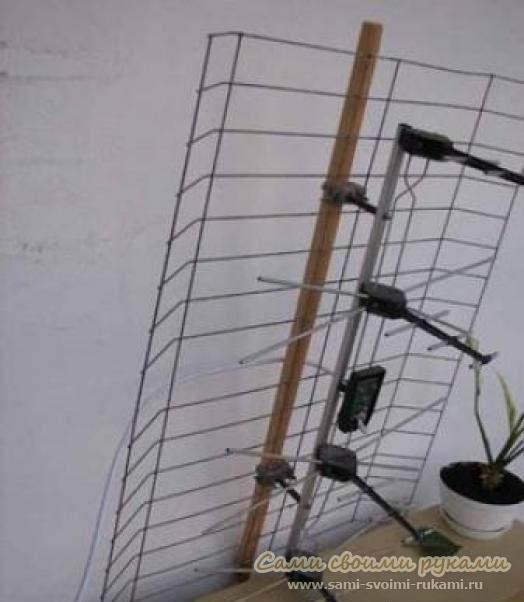 Локус антенны сделай сам