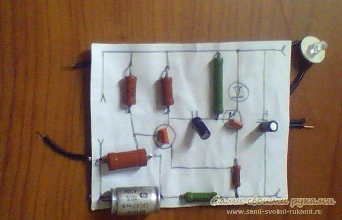 Как сделать стробоскопы своими руками