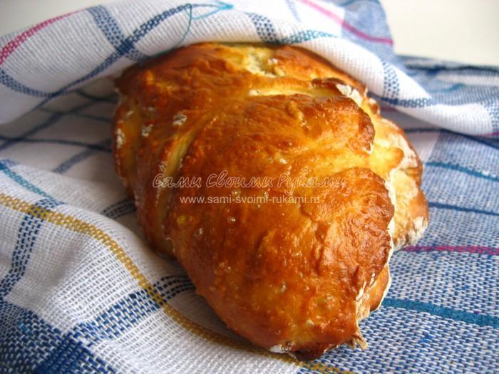 Хлеб своими руками в духовке фото 783