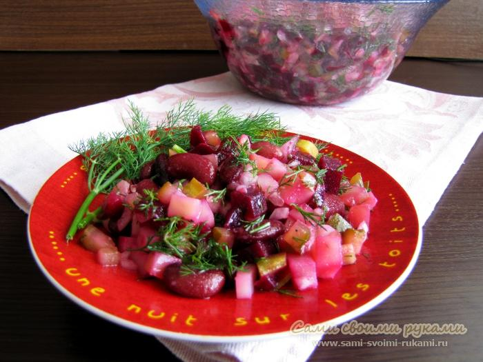 Как приготовить китайский салат из огурцов и мяса