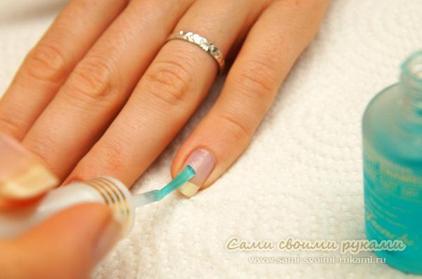 Как укрепить ногти своими руками фото 336
