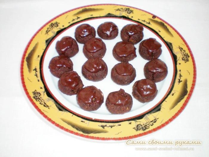 Шоколадные конфеты своими руками рецепты из