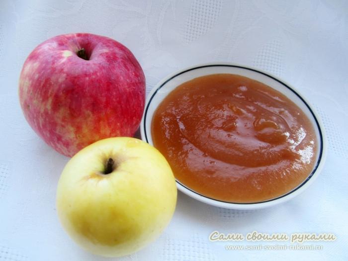 рецепт приготовления яблочного повидла на зиму