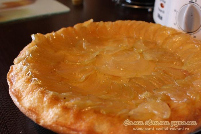 Как приготовить шарлотку с яблоками - рецепт с фото