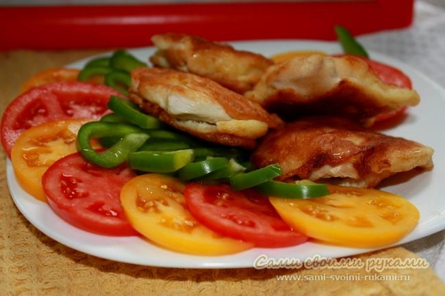 Приготовить диетические блюда из куриного филе