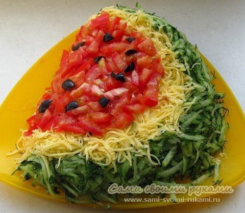 Рецепты салатов своими руками для детей фото 791