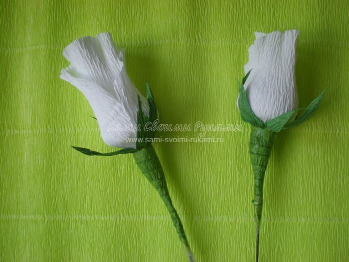 Цветок из органзы своими руками мастер класс