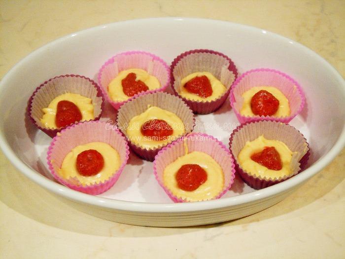 Кексы быстро рецепт с фото