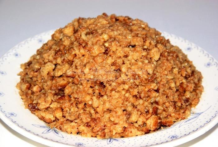 Популярные рецепты рецепты тортов с