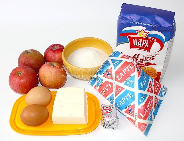 Как делать яблочный пирог