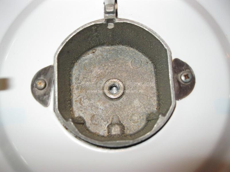 Замена жиклера в духовке