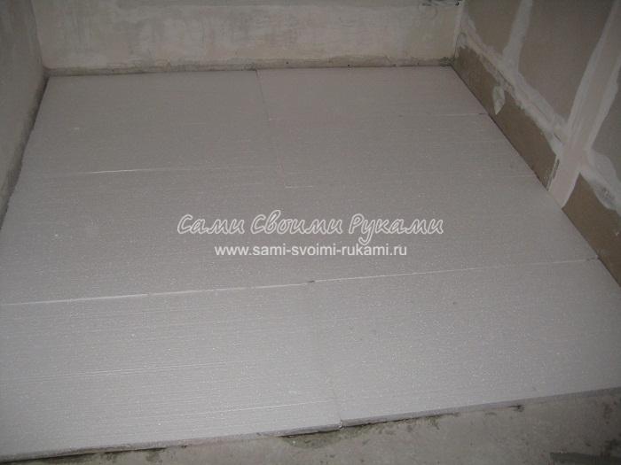 Укладка водяного теплого пола своими руками фото 523