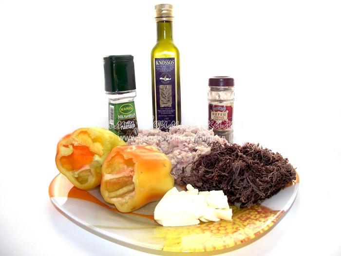 Рецепт фаршированного болгарского перца с фаршем
