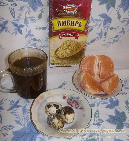 Маска для жирных волос из имбиря: имбирь, яйцо, грейпфрут, мед