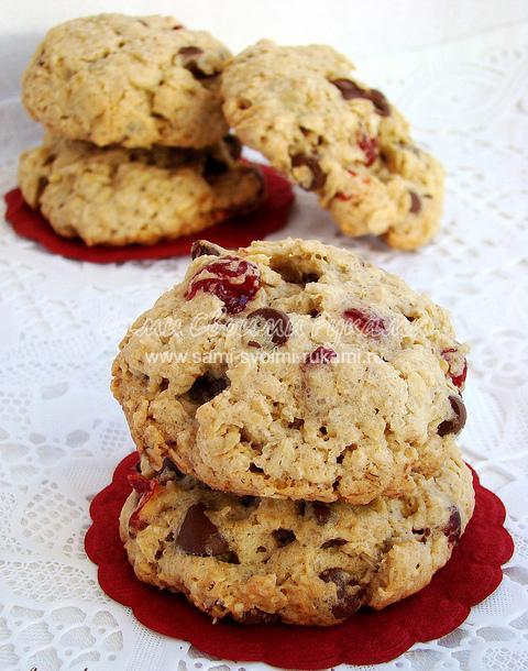Овсяные печенье своими руками