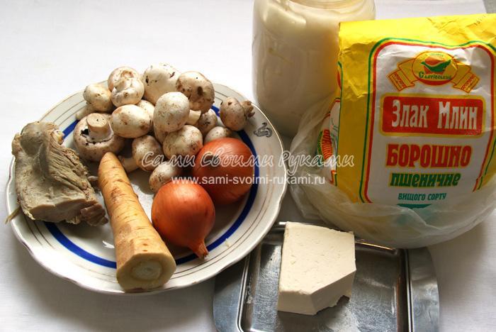 Как сделать салат из грибов из свежих грибов