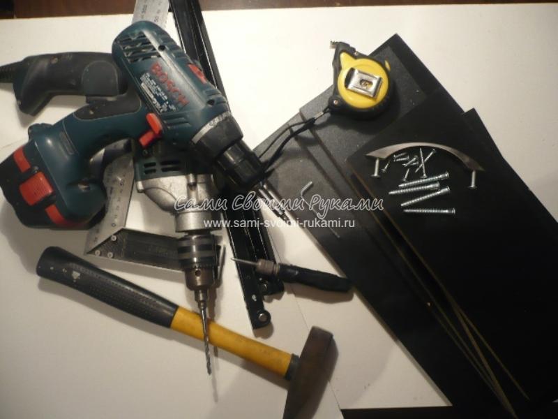Выдвижные ящики своими руками изготовление и монтаж