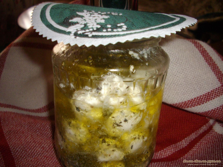 Сыр с травами, как приготовить в домашних условиях