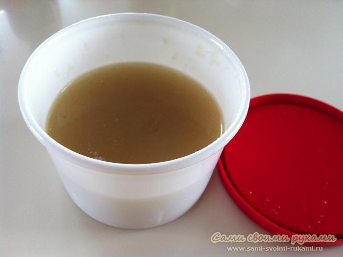 Маска-скраб из оливкового масла, меда и морской соли