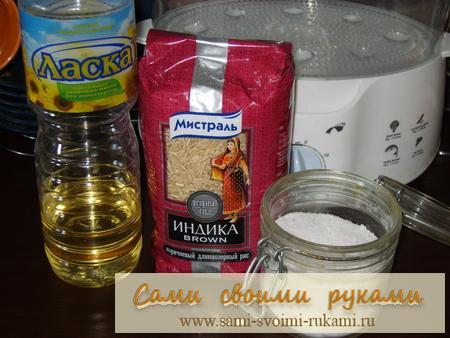 Как сварить рассыпчатый рис — рецепт с фото