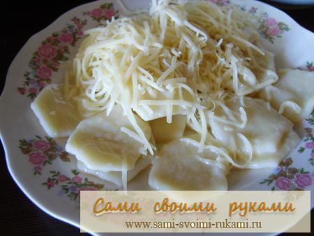 Как приготовить ленивые вареники - рецепт с фото