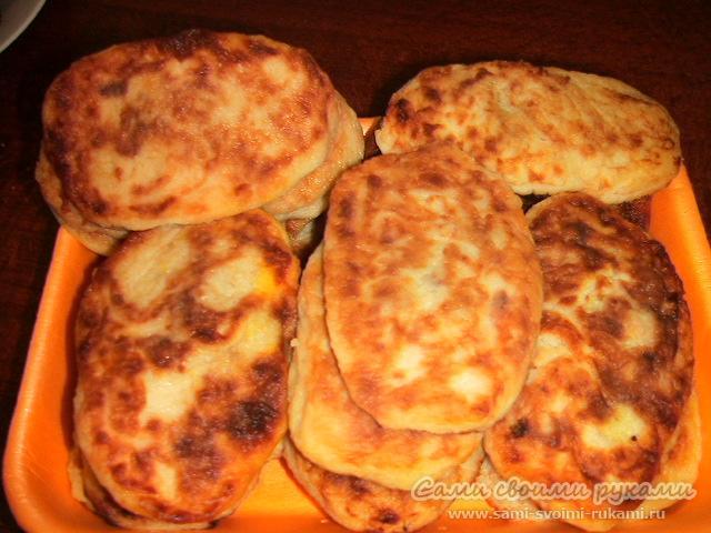 Зразы из картошки - рецепт с фото