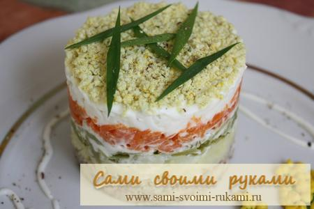 Рецепт греческого салата с брынзой и маслинами изоражения