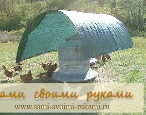 Хранилище для куриного корма — делаем сами