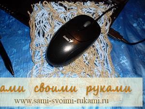 Коврик для мышки - делаем сами