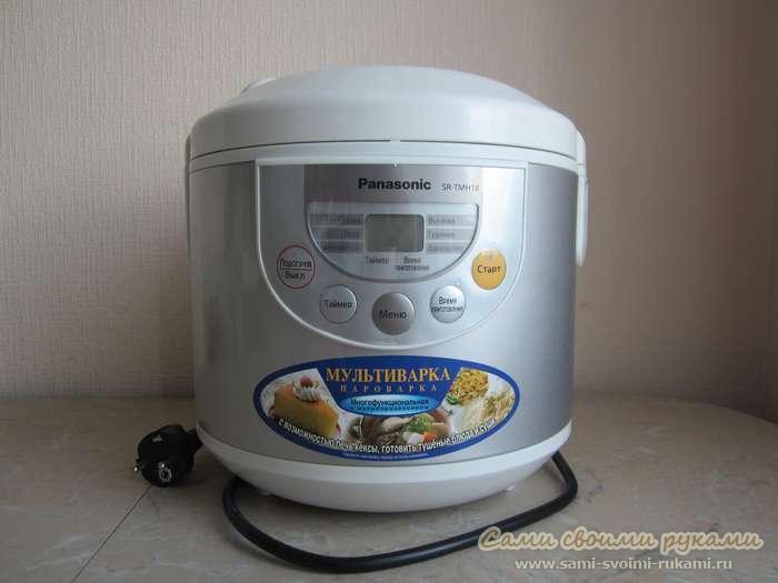 Мультиварка Panasonic SR-TMH 18