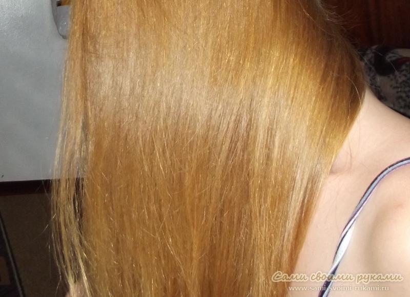 Укрепляющая маска с молоком для тонких волос