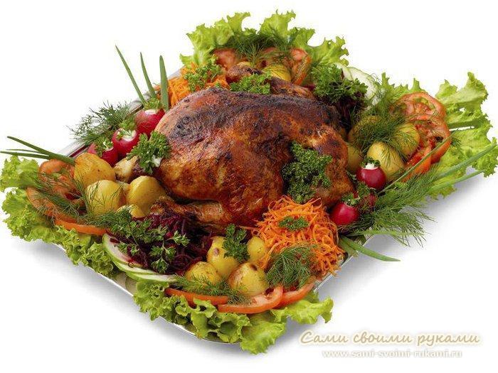Блюда из утки и гуся