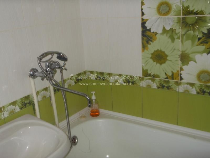 Дизайн маленькой ванной комнаты - экономичный и простой способ обустройства, фото