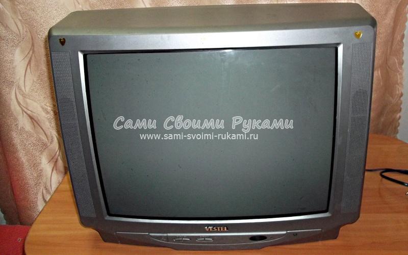 Ремонтируем телевизор VESTEL