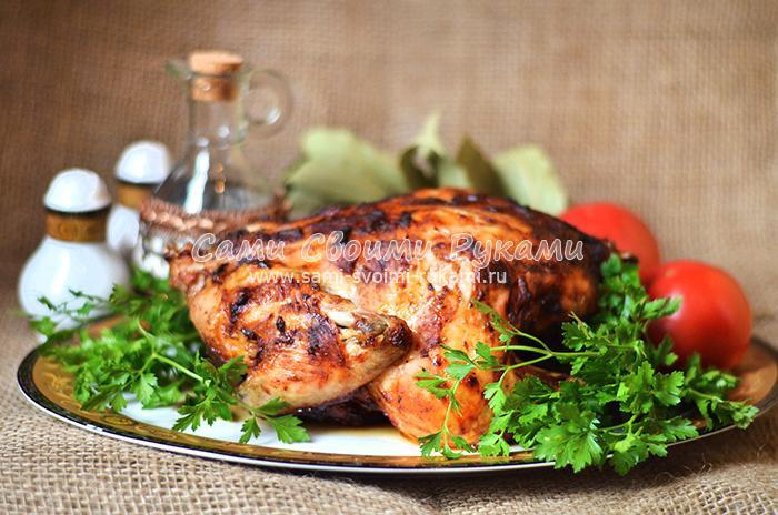 Как вкусно приготовить курицу - много рецептов с пошаговыми фото