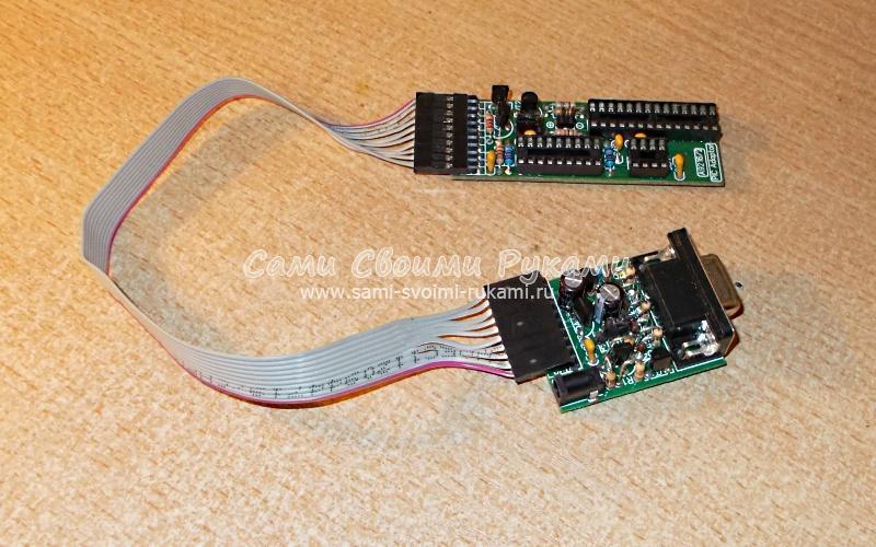 Конструктор от Мастер Кит, или как запустить программатор из набора NM9215-9216