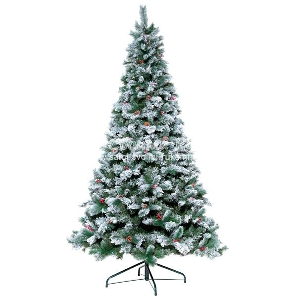 Насколько популярны искусственные елки и как правильно выбрать