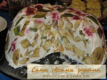 Фруктовые блюда для пиратов торт из