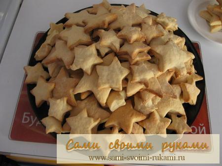 Рецепт простого печенья своими руками
