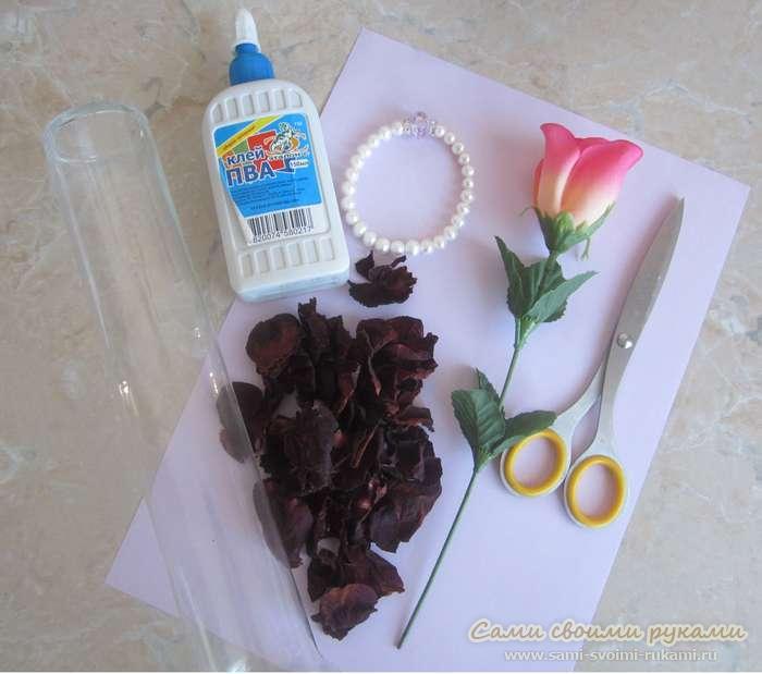 что можно сделать с розами